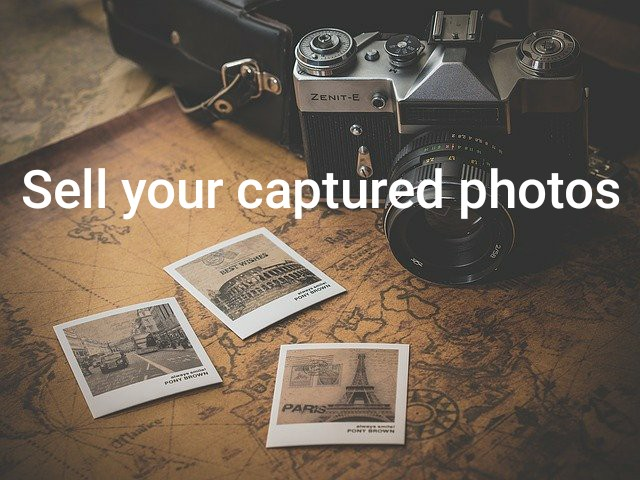 sell your captured photos