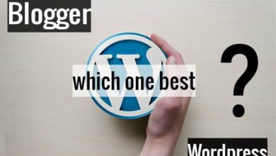 Photo of Blogger vs WordPress, which one is best in 2020