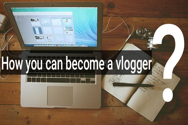 vlogger meaning