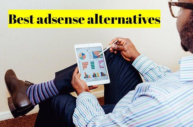 alternatives to google adsense